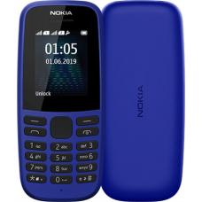 Nokia 105 (2019) TA-1174 Blue, 1.77