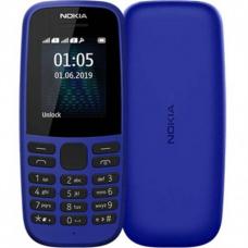 Nokia 105 TA-1203 Blue, 1.77