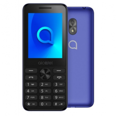 Alcatel 2003D Metallic Blue, 2.4