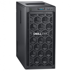 Dell PowerEdge T140 Tower, Intel Xeon, E-2224, 3.4 GHz, 8 MB, 4T, 4C, UDIMM DDR4, 2666 MHz, No RAM, No HDD, Up to 4 x 3.5