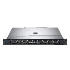Dell PowerEdge R240 Rack (1U), Intel Xeon, E-2234, 3.6 GHz, 8 MB, 8T, 4C, 1x8 GB, UDIMM DDR4, 2666 MHz, 1000 GB, 7200 RPM, SATA, Up to 4 x 3.5