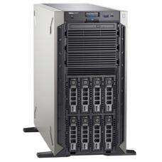 Dell PowerEdge T340 Tower, Intel Xeon, E-2234, 3.6 GHz, 8 MB, 8T, 4C, 1x8 GB, UDIMM DDR4, 2666 MHz, SSD 480GB GB, SATA Gbit/s, Up to 8 x 3.5