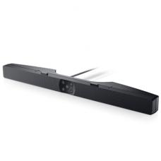 Dell Professional Soundbar Skype for Business AE515M Speaker type Active, Mini-phone stereo 3.5 mm; USB 2.0, Black, 5 W