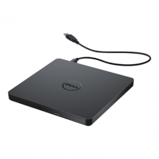 Dell DW316 Interface USB 2.0, External DVD±RW (±R DL) / DVD-RAM drive, CD read speed 24 x, CD write speed 24 x, Black