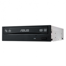Asus DRW-24D5MT Internal, Interface SATA, DVD±RW, CD read speed 48 x, CD write speed 48 x, Black, Desktop