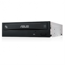 Asus DRW-24D5MT Internal, Interface SATA, DVD±RW, CD read speed 48 x, CD write speed 48 x, Black