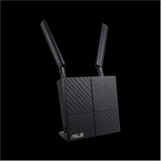Asus LTE Modem Router 4G-AC53U 802.11ac, 300+433 Mbit/s, 10/100/1000 Mbit/s, Ethernet LAN (RJ-45) ports 2, MU-MiMO Yes, 4G, Antenna type 2xExternal, 1xUSB 2.0, Dual-band, LTE downlink up to 300Mbps, VPN sever, IPv6, Cat 6, AiCloud, AiDisk