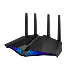 Asus AX5400 Dual Band WiFi 6 Gaming Router RT-AX82U 802.11ax, 10/100/1000 Mbit/s, Ethernet LAN (RJ-45) ports 4, Antenna type 4xExternal, 1 x USB 3.2 Gen 1