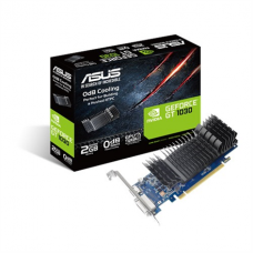 Asus GT1030-SL-2G-BRK NVIDIA, 2 GB, GeForce GT 1030, GDDR5, PCI Express 3.0, Processor frequency 1506 MHz, DVI-D ports quantity 1, HDMI ports quantity 1, Memory clock speed 6008 MHz
