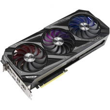 Asus ROG-STRIX-RTX3060TI-O8G-V2-GAMING NVIDIA, 8 GB, GeForce RTX 3060 TI, GDDR6,  PCI Express 4.0, Processor frequency 1860 MHz, HDMI ports quantity 2, Memory clock speed 14000 MHz