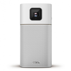 Benq Portable Projector GV1 WVGA (854x480), 200 ANSI lumens, White, Grey, Wi-Fi