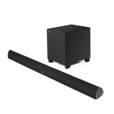 Edifier Soundbar paired with subwoofer CineSound B7 Speaker type 2.1, 3.5mm/Bluetooth, Bluetooth version 4.0, Black, 145 W