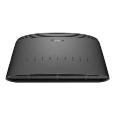 D-Link 8-port UTP  DGS-1008D Unmanaged, Desktop, Ethernet LAN (RJ-45) ports 8