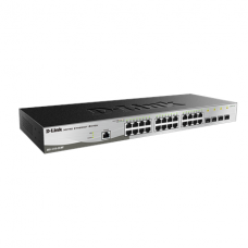 D-Link Metro Ethernet Switch DGS-1210-28/ME Managed L2, Rack mountable, 1 Gbps (RJ-45) ports quantity 24, SFP ports quantity 4, Power supply type Single