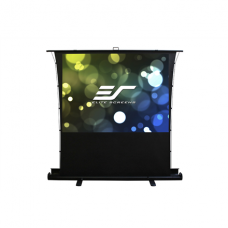 Elite Screens FT92XWH ezCinema Tab Tension Portable Screen, 92