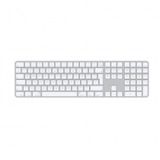 Apple Magic Keyboard with Touch ID and Numeric Keypad Wireless, for Mac models with Apple silicon, Bluetooth, Swedish