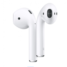 Apple AirPods with Wireless Charging Case In-ear, White