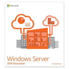 Microsoft Windows Server 2019 Datacenter - 64-bit P71-09023 DVD-ROM,  16 cores, Licence, EN