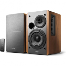 Edifier Powered Bookshelf Speakers SR1280TS Brown, Wireless connection