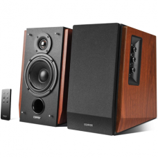 Edifier Active Bluetooth Bookshelf Speakers R1700BTS Brown, Bluetooth, Wireless connection