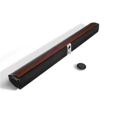 Edifier S50DB Speaker type SoundBar, 3.5mm/Bluetooth/Optical/Coaxial, Black/Brown, 84 W