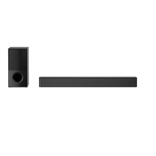 LG 4.1 Ch Soundbar SNH5 Bluetooth, Wireless connection, Black, 600 W