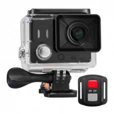 Acme Action camera VR302 4K pixels, Wi-Fi, Image stabilizer, Touchscreen, Built-in speaker(s), Built-in display, Built-in microphone,