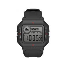 Amazfit Neo Smart watch, STN, Heart rate monitor, Activity monitoring 24/7, Waterproof, Bluetooth, Black